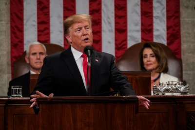 Trump's State of the Union reveals no strategy for Middle East