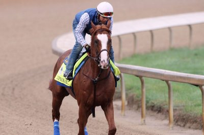 As clock ticks to the Preakness, Grade I Man o' War tops weekend U.S. racing