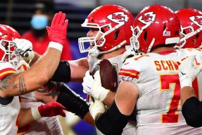 Chiefs release starting offensive linemen Eric Fisher, Mitchell Schwartz