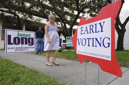 Early voting revolution transforms U.S. voting strategies