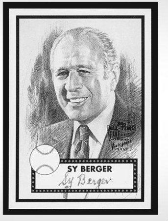 Sy Berger, modern baseball card pioneer, dies