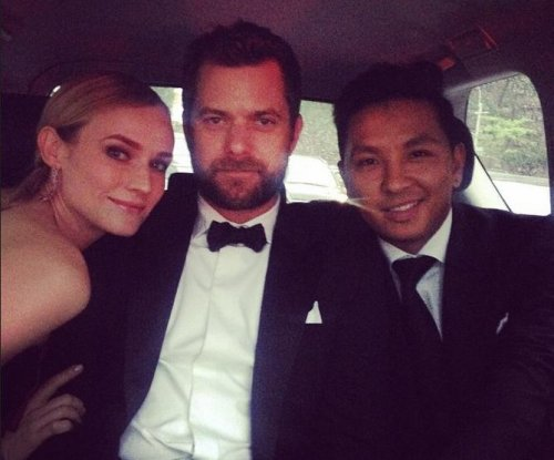 Joshua Jackson sparks marriage rumors, refers to Diane Kruger as 'my wife'