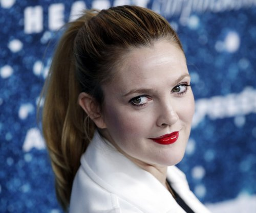 Drew Barrymore's daughter dresses as 'Frozen' character for yoga class