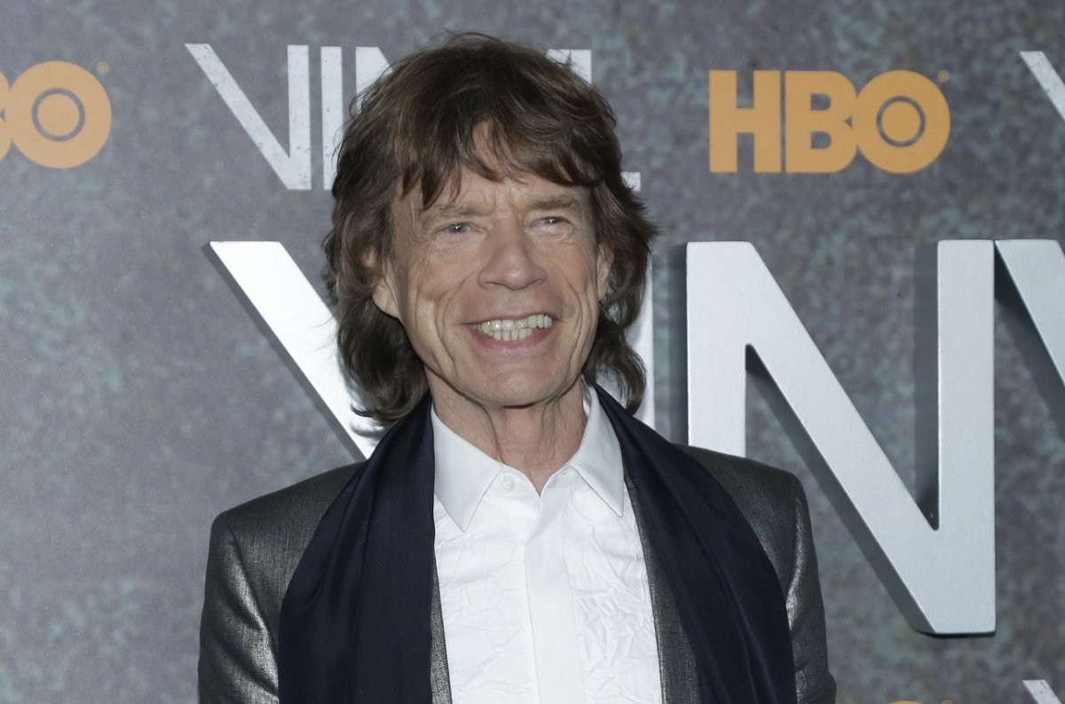 Baby on the way for mick jagger and melanie hamrick upi nvjuhfo Image collections