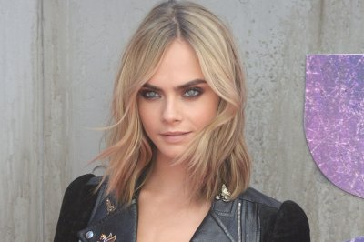 Cara Delevingne teams with Girl Up to empower young women