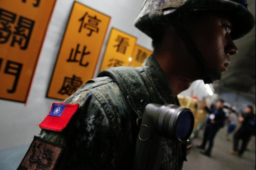 Charges of military drug use in Taiwan spark investigations