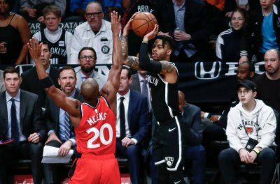 Brooklyn Nets' D'Angelo Russell cited for marijuana possession at airport