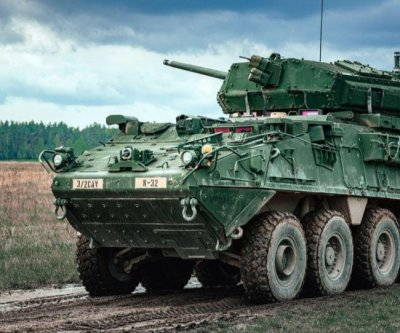 Alliant Technosystems gets $37.6M contract to upgrade Stryker cannons