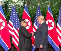 New Kim Jong Un biography spotlights Singapore Summit with Trump