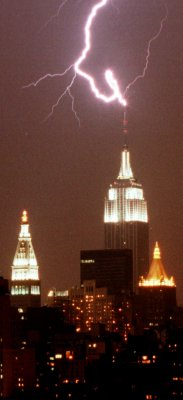 Empire State Building policy lights up ire