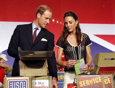 Will and Kate's palace offers ghost tours