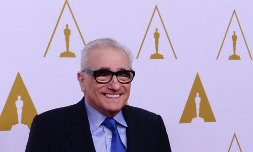 Martin Scorsese to produce Martha Pinson film 'Tomorrow'