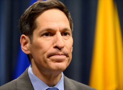 CDC's Frieden admits uncertainty over Texas Ebola transmission