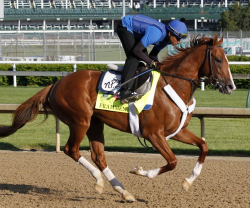Frammento to give Zito chance at third Derby win