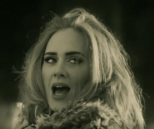 Adele releases music video for new song 'Hello'