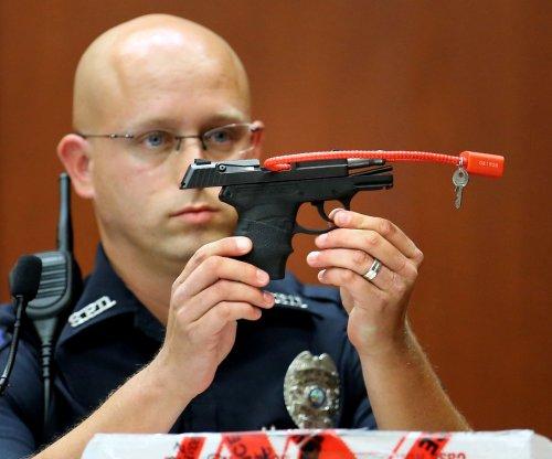 Zimmerman's auction of gun used to kill Trayvon Martin back online