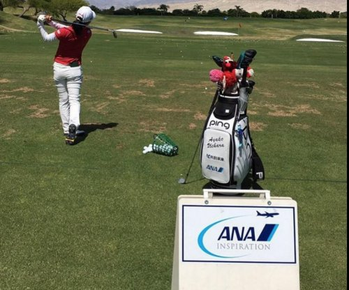 Ayako Uehara fires a 62, takes first-round lead