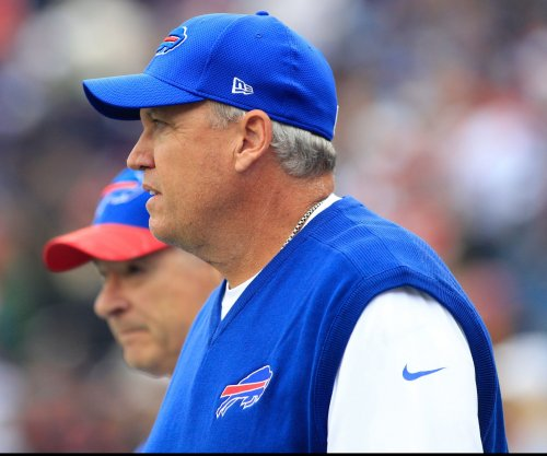 Buffalo Bills' Rex Ryan again faces questions about his job