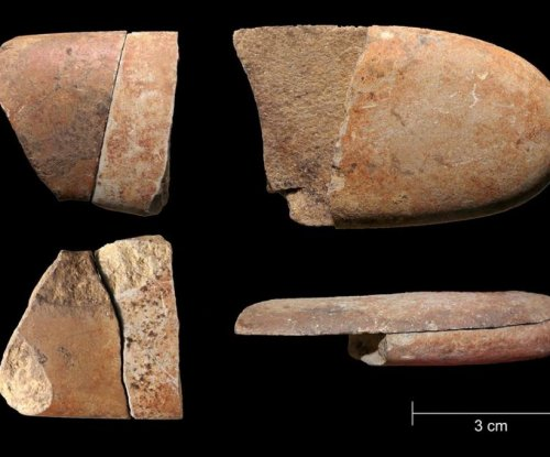 Paleolithic people 'killed' pebbles to rid them of their symbolic power