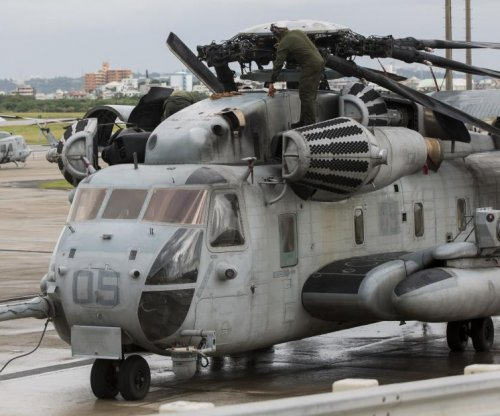 Sikorsky receives CH-53D contract from Israel for parts, services