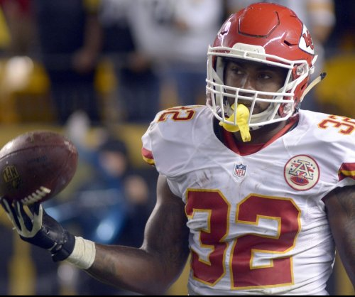 Kansas City Chiefs RB Spencer Ware has MRI on knee