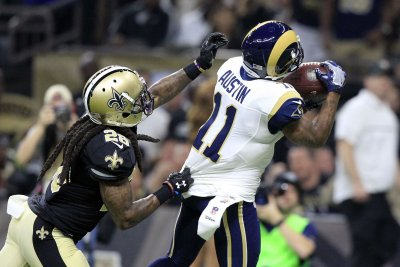 Tavon Austin eager to get back on field for Los Angeles Rams