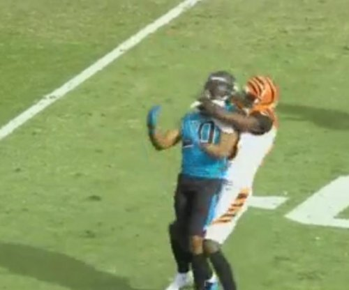 Bengals' A.J. Green won't be suspended for punching Jaguars' Jalen Ramsey