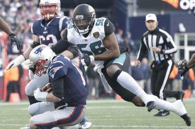 Jacksonville Jaguars trade Dante Fowler to Los Angeles Rams