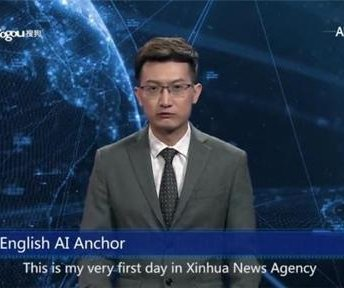 China launches 'world's first' AI news presenter at conference