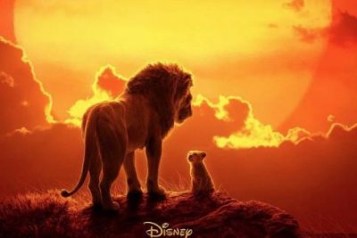 Mufasa, Simba featured in new poster for 'Lion King' remake