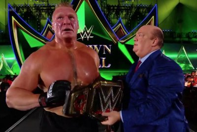 WWE Crown Jewel: Brock Lesnar gets revenge, Bray Wyatt wins