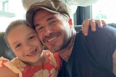 David, Victoria Beckham send love to daughter on her 9th birthday