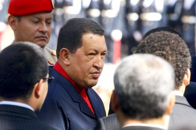 Chavez says his cancer is back