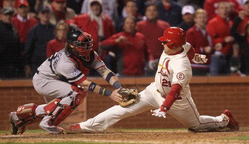 MLB: St. Louis 5, Boston 4
