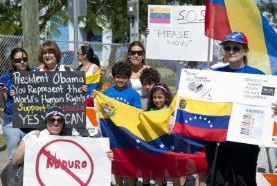 U.N. signals concern over renewed violence in Venezuela