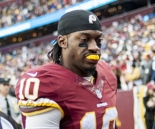 Jay Gruden: RG3 will be our starter going into 2015