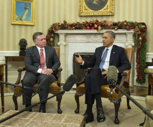 White House hosts King Abdullah II of Jordan for talks on terrorism, aid and Iran's denuclearization