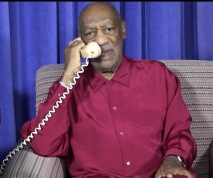 Bill Cosby says he's 'far from finished' in video message to fans