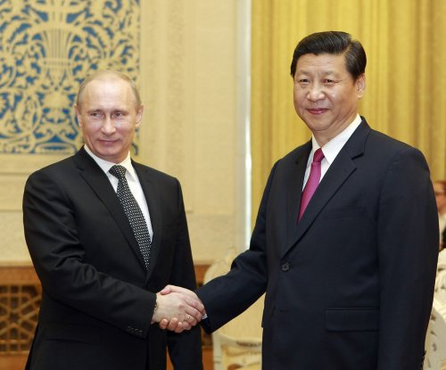 Russian President Putin to visit China on Sept. 2