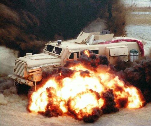 U.S. Marines upgrading armored vehicles