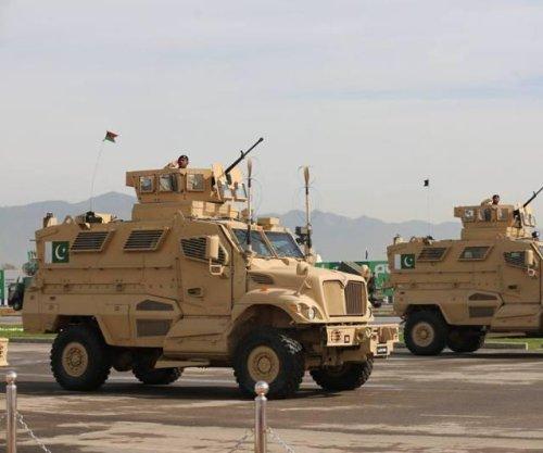 Navistar supplying MRAP armored vehicles to Pakistan, UAE