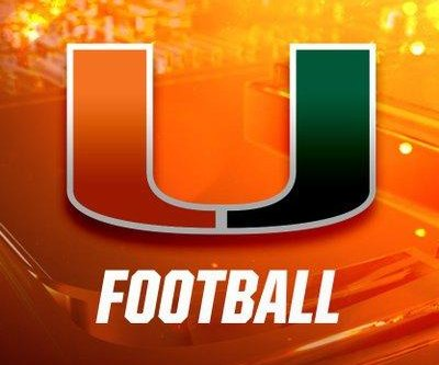 No. 14 Miami rushes past Toledo