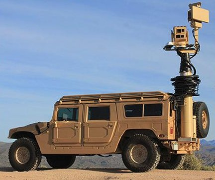 New mobile surveillance system for Egypt
