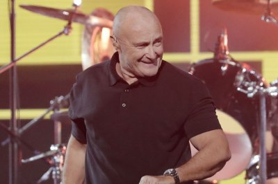 Phil Collins to embark on 'Still Not Dead Yet, Live!' tour