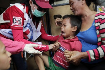 WHO: Measles outbreaks continue to spread worldwide