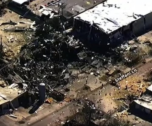 2 dead after explosion, fire at west Houston warehouse