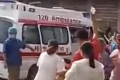 Knife-wielding attacker injures 39 at Chinese primary school
