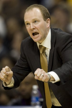 Nets fire Coach Lawrence Frank