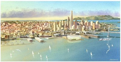 Warriors to build arena in San Francisco