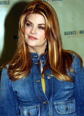 Kirstie Alley helps out on 'Aquathon'